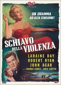 Cover Dvd schiavo della violenza (DVD)