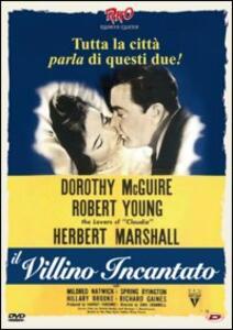 Il villino incantato di John Cromwell,Herman J. Mankiewicz - DVD