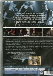 Can't Stand Losing You. Surviving The Police di Andy Grieve,Lauren Lazin - DVD - 2