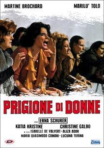 Prigione di donne di Brunello Rondi - DVD