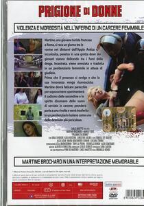 Prigione di donne di Brunello Rondi - DVD - 2