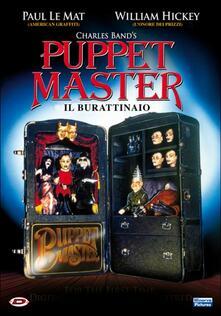Puppet Master. Il burattinaio di David Schmoeller - DVD