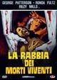 Cover Dvd La rabbia dei morti viventi