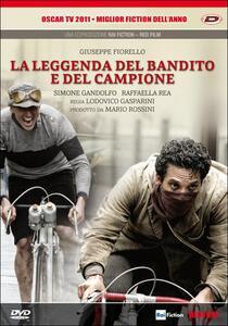 La leggenda del bandito e del campione di Lodovico Gasparini - DVD