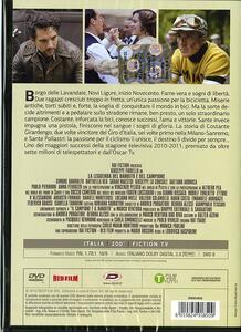 La leggenda del bandito e del campione di Lodovico Gasparini - DVD - 2