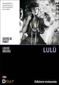 Lulù, il vaso di Pandora di Georg Wilhelm Pabst - DVD