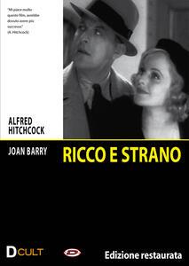 Ricco e strano (DVD) di Alfred Hitchcock - DVD