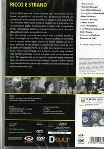 Ricco e strano (DVD) di Alfred Hitchcock - DVD - 2