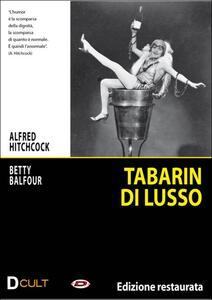Tabarin di lusso di Alfred Hitchcock - DVD