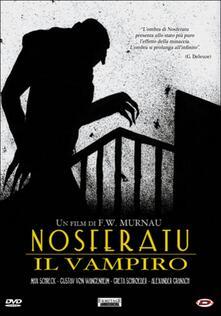 Nosferatu di Friedrich Wilhelm Murnau - DVD