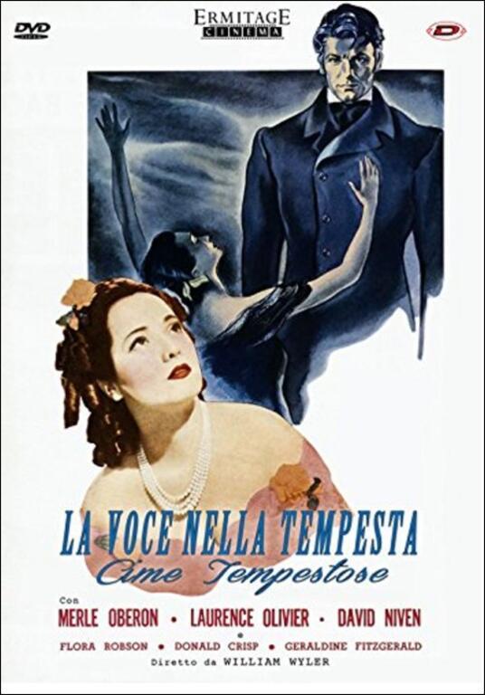 La voce nella tempesta di William Wyler - DVD
