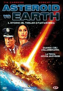 Asteroid vs Earth di Christopher Ray - DVD
