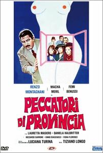 Peccatori di provincia di Tiziano Longo - DVD