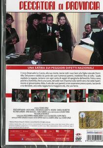 Peccatori di provincia di Tiziano Longo - DVD - 2