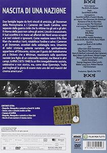 Nascita di una nazione (DVD) di David W. Griffith - DVD