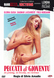 Cover Dvd Peccati di gioventù
