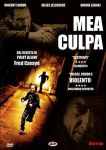 Mea culpa di Fred Cavayé - DVD