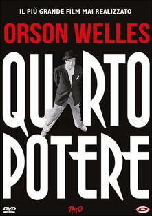 Quarto potere di Orson Welles - DVD