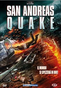 San Andreas Quake di John Baumgartner - DVD