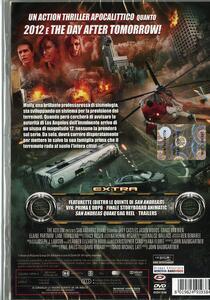 San Andreas Quake di John Baumgartner - DVD - 2