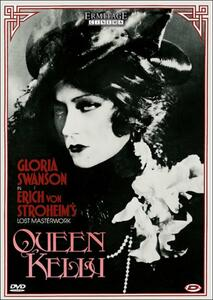 La Regina Kelly. Queen Kelly di Erich Von Stroheim - DVD
