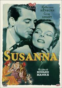 Susanna di Howard Hawks - DVD