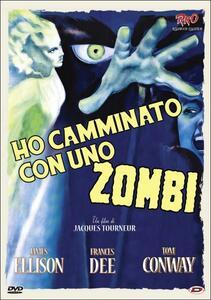 Ho camminato con uno zombie di Jacques Tourneur - DVD