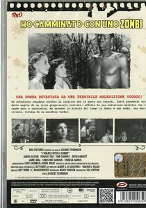 Ho camminato con uno zombie di Jacques Tourneur - DVD - 2