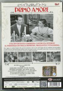 Primo amore di George Stevens - DVD - 2
