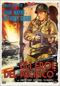 Cover Dvd eroi del Pacifico. La pattuglia invisibile (DVD)