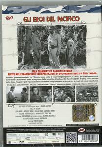 Gli eroi del Pacifico. La pattuglia invisibile di Edward Dmytryk - DVD - 2