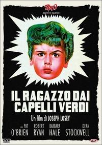 Cover Dvd ragazzo dai capelli verdi (DVD)