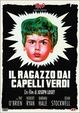 Cover Dvd Il ragazzo dai capelli verdi