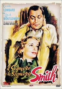 Cover Dvd signore e la signora Smith (DVD)