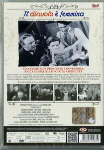 Il diavolo è femmina di George Cukor - DVD - 2