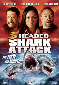3-Headed Shark Attack di Christopher Ray - DVD
