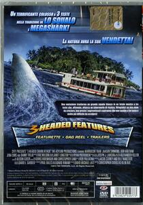 3-Headed Shark Attack di Christopher Ray - DVD - 2
