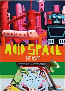 Acid Space di Stefano Bertelli - DVD