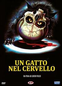 Cover Dvd gatto nel cervello (DVD)
