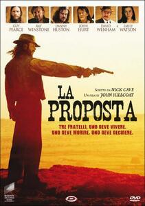 La proposta di John Hillcoat - DVD