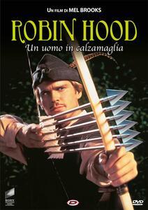 Robin Hood: un uomo in calzamaglia di Mel Brooks - DVD