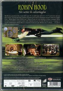 Robin Hood: un uomo in calzamaglia di Mel Brooks - DVD - 2