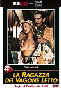 La ragazza del vagone letto di Ferdinando Baldi - DVD