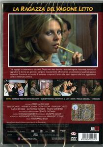 La ragazza del vagone letto di Ferdinando Baldi - DVD - 2