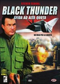 Cover Dvd Black Thunder. Sfida ad alta quota (DVD)