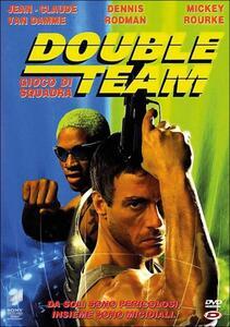 Double Team. Gioco di squadra di Tsui Hark - DVD
