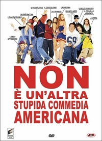 Cover Dvd Non è un'altra stupida commedia americana (DVD)