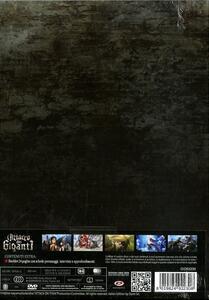 L' attacco dei giganti. Serie completa (4 DVD) di Tetsuro Araki - DVD - 2