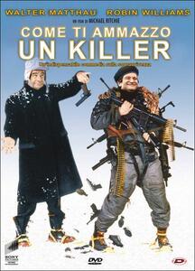 Come ti ammazzo un killer di Michael Ritchie - DVD