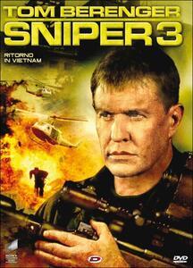 Sniper 3. Ritorno in Vietnam di P. J. Pesce - DVD